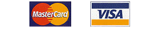 We accept all major credit cards at Canusa Equipment